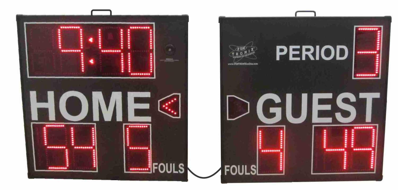 SNT-1100M Portable Scoreboard