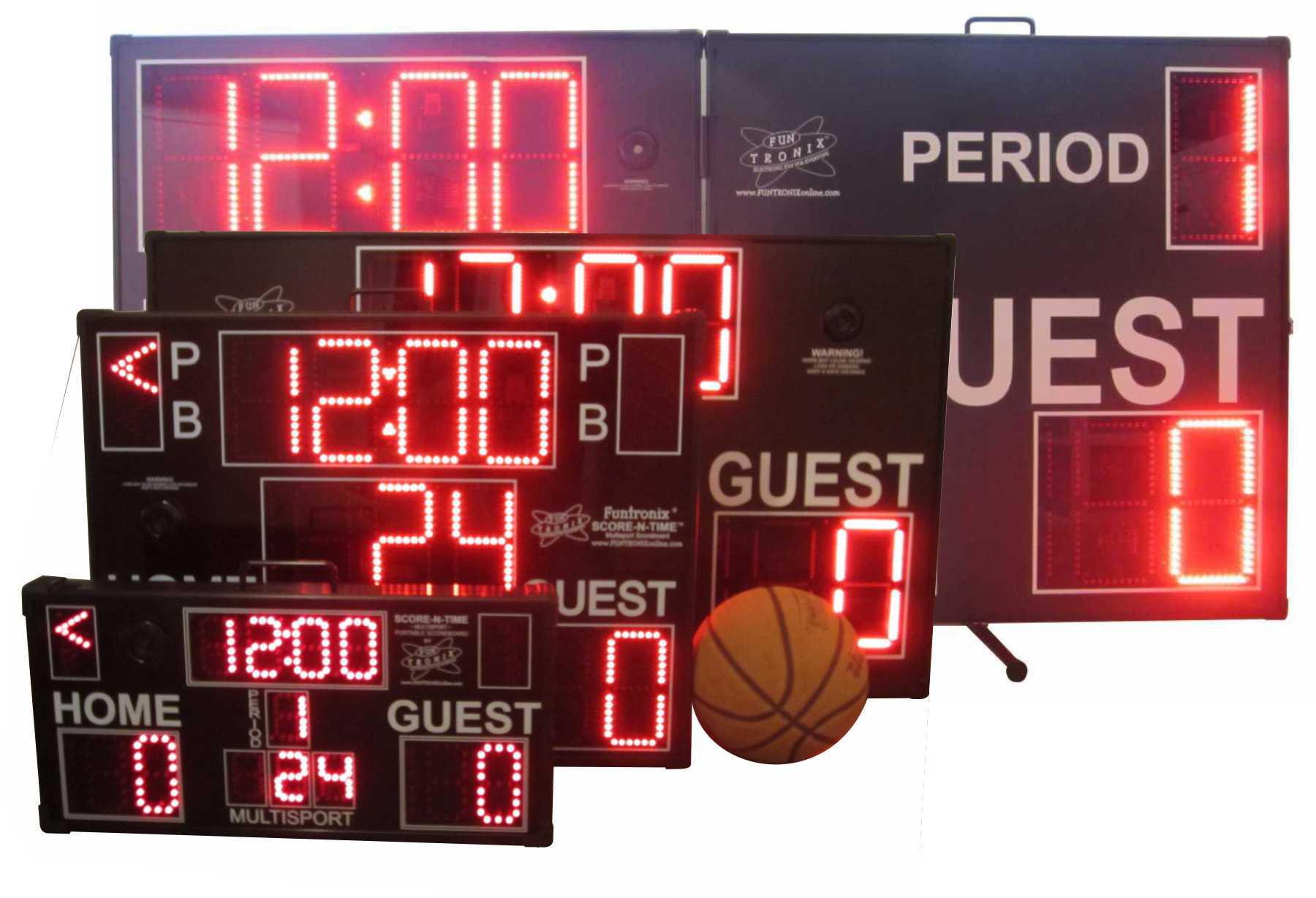 Portable Scoreboards