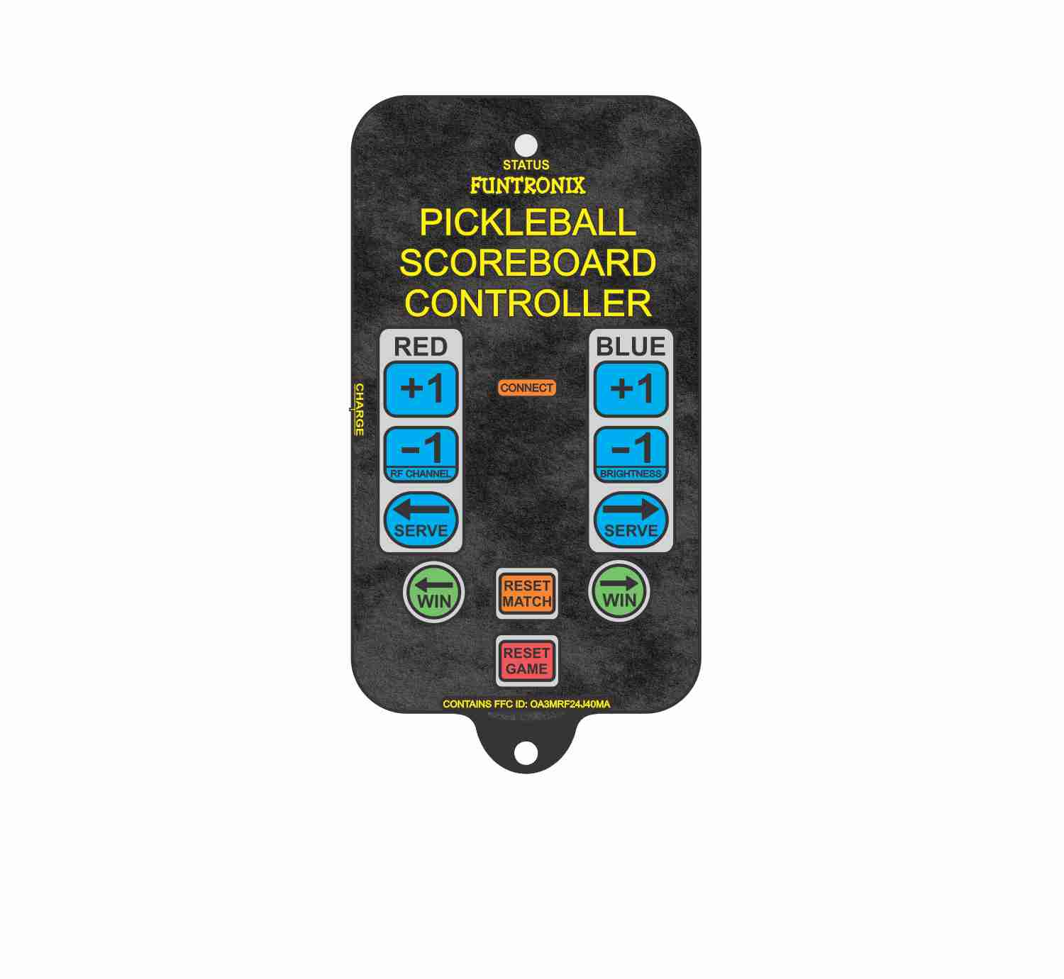 Wireless Pickleball Keypad