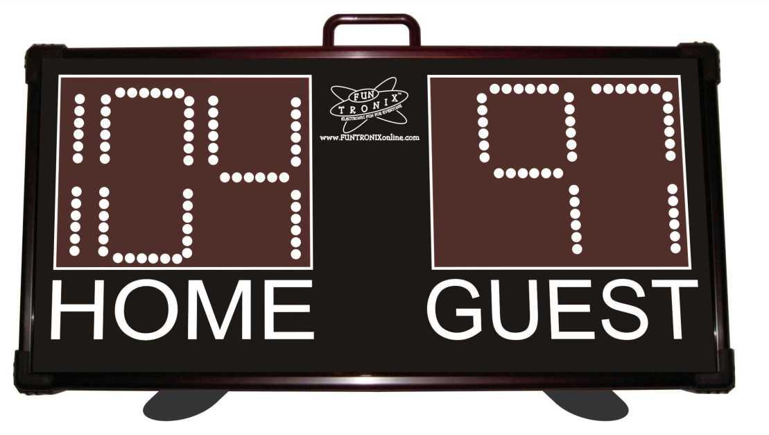 Scores-Only Scoreboard