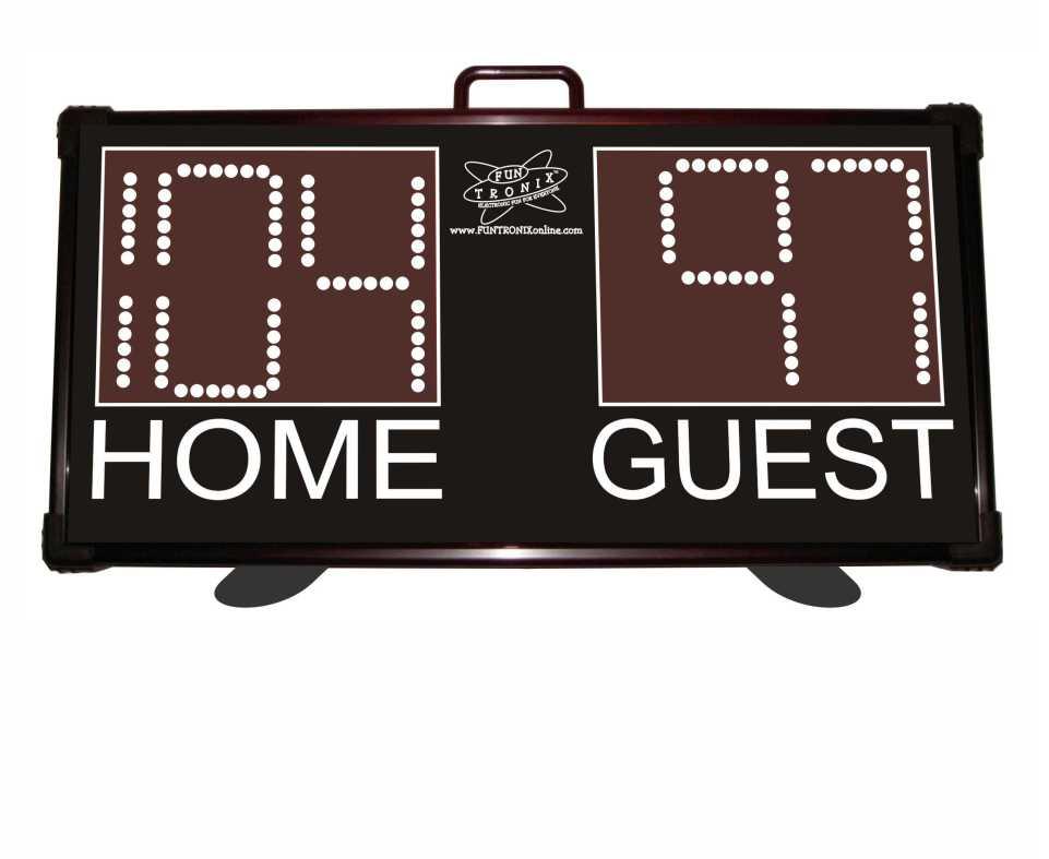 Multisport Portable Scoreboard