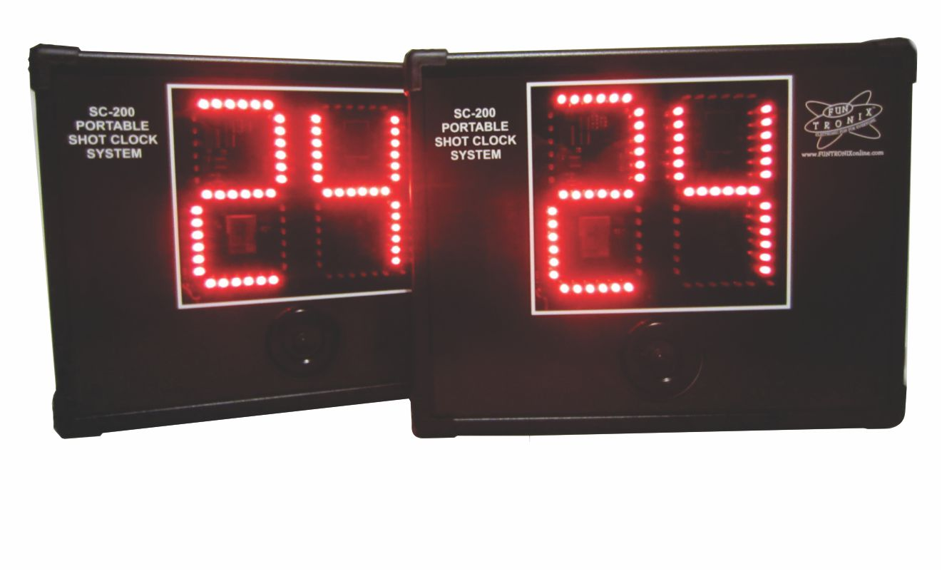 Portable Shot Clocks