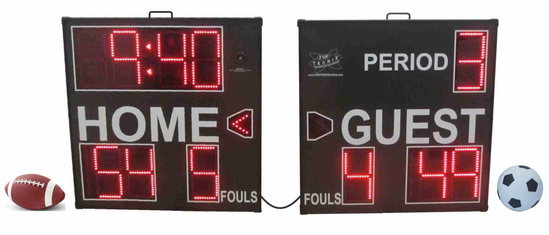 Modular Ultra-Large Scoreboard