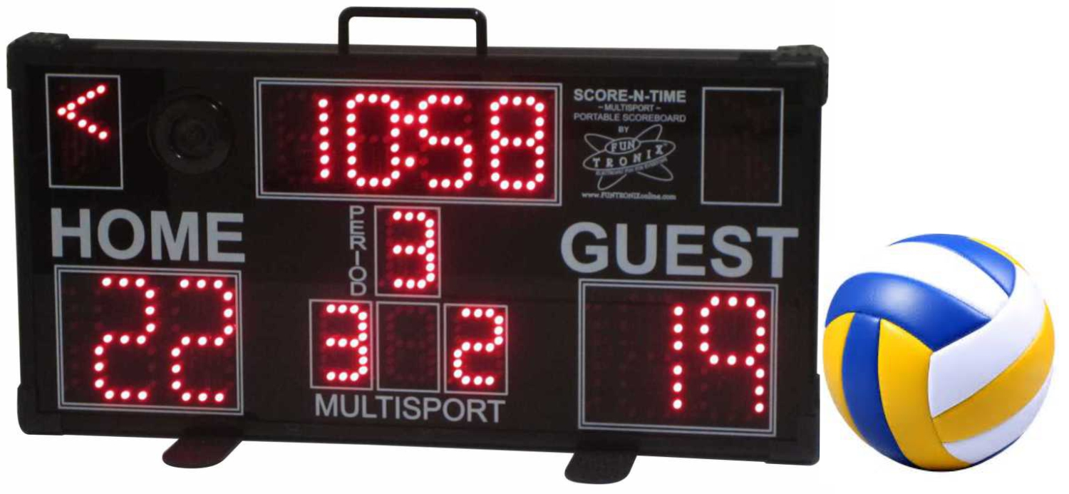 Volleyball Scoreboards
