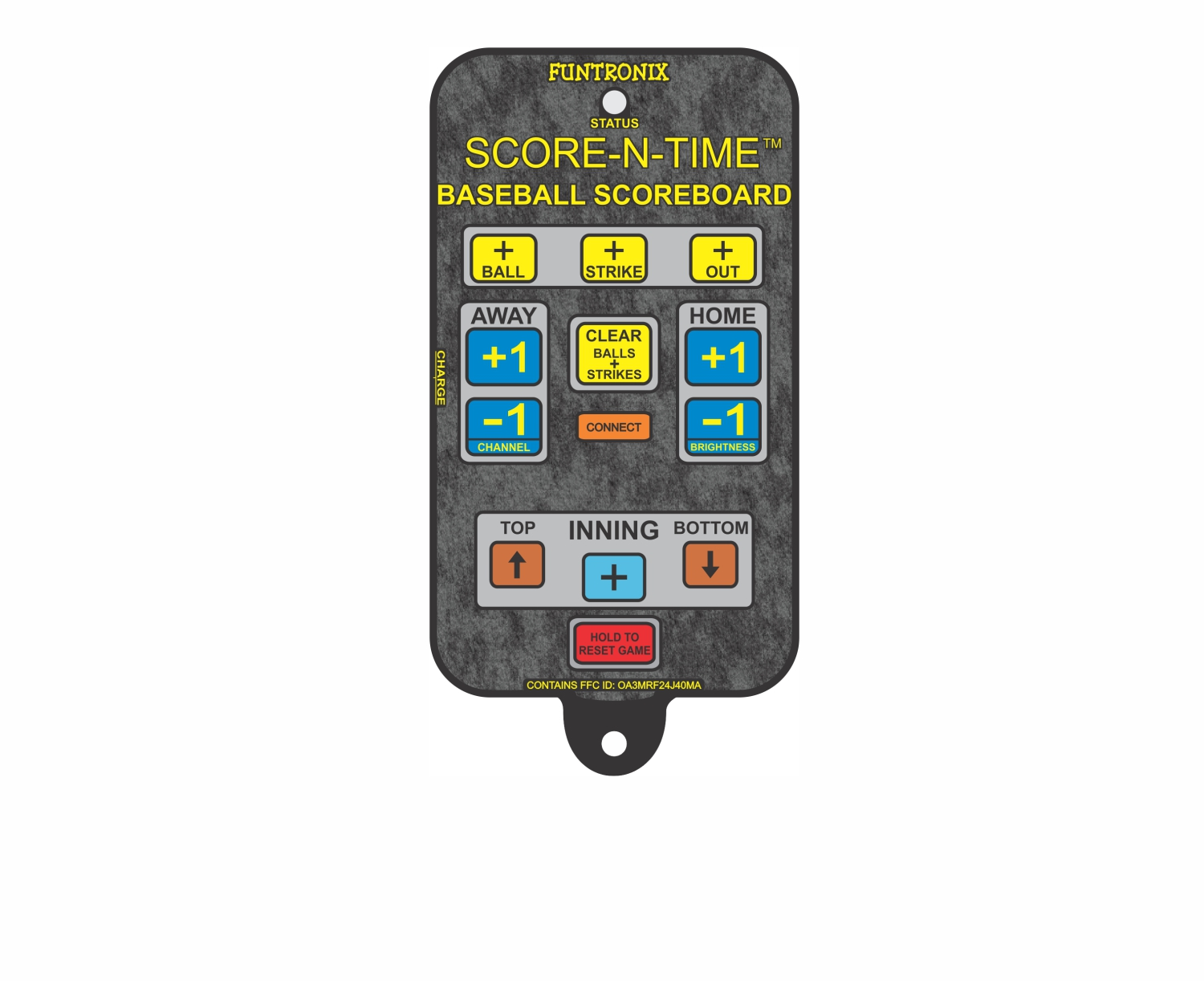 SNT-440BB wireless keypad
