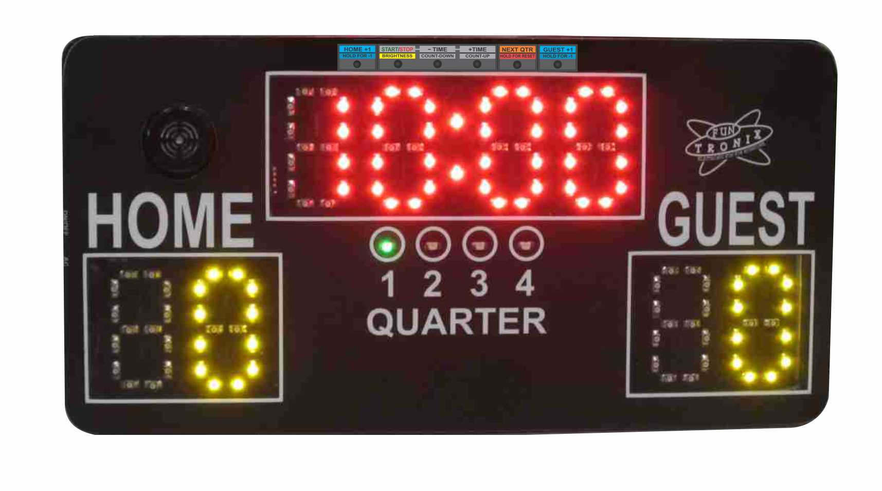 SNT-50 family of portable scoreboards