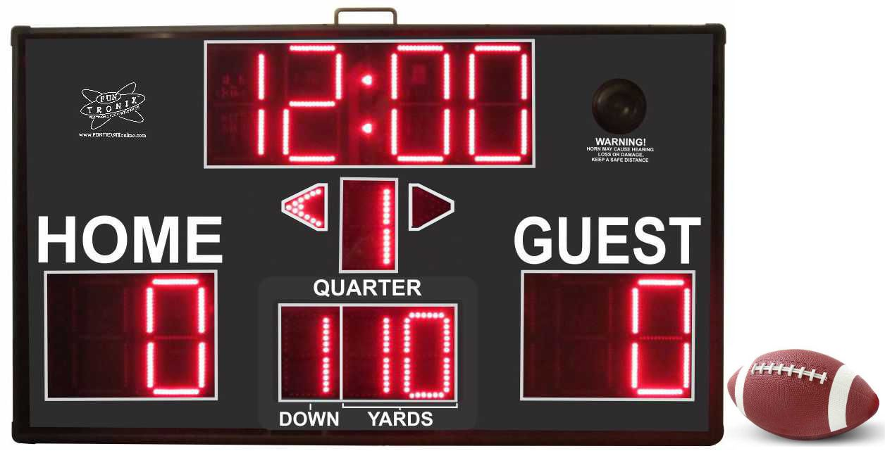 Football Scoreboards