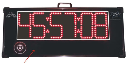 T-260 Universal Event Timer