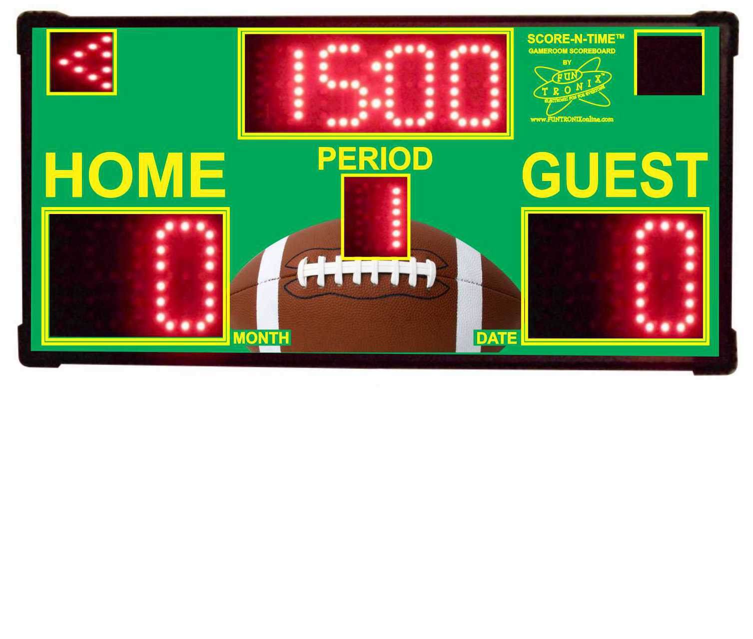 Football Custom Scoreboard