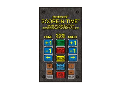 Game Room Scoreboard Keypad