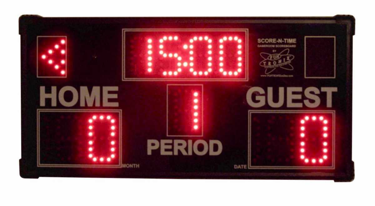 Game Room Scoreboard