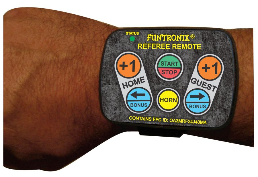 Referee Wrist Remote